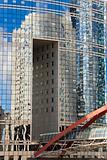 Reflection building in La Defense