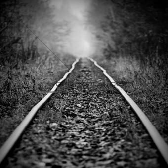 The curve railway