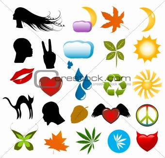 Clip-art set