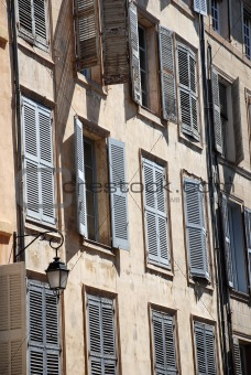Aix en provence (south of France)