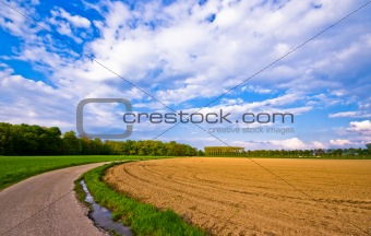 rural  farmland