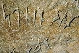 Viking Rune Inscription