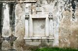 Wall niche in Granada Nicaragua