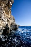 Ocean Cliff Cave