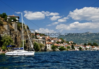 Ohrid from Macedonia