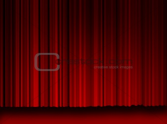 High Resulation Movie Curtains