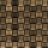 Weaved Basket Abstract Background Texture