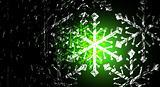 Green Blizzard