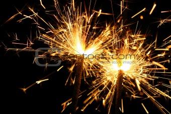 celebration sparklers