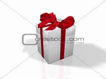 Gift Box - Christmas, birthday and celebration