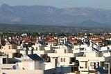 panoramic view of Turkey Siede