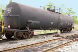Train Tanker Car