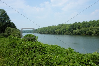 Catawba River view