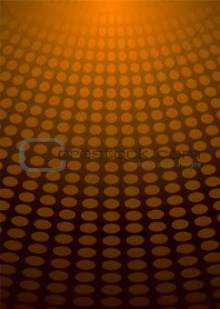 circle light orange