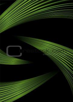 green strand