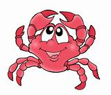Cute crab