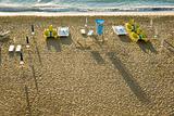 Beach scene, Bulgaria