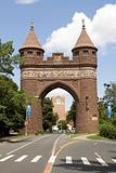 Hartford Memorial Arch