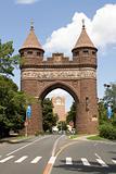 Hartford Memorial Arch