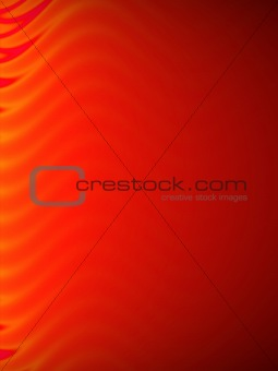 Abstract Flames Backdrop