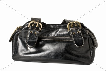 Female bag isolated