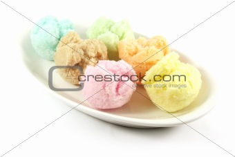 Assorted Ice Cream Flavors
