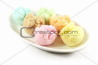 Assorted Ice Cream Flavors