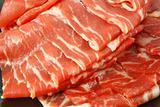 Pork Slices Ready for Stir Fry