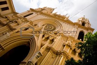 Church of San Ignacio