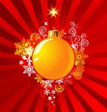 Christmas Decoration / Background Concept / vector