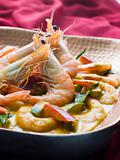 Malai King Prawn Curry
