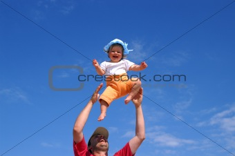 baby and sky3