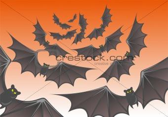 bats background