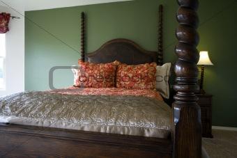 Classic Stylish Bedroom