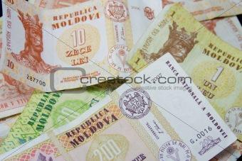 Moldovan money