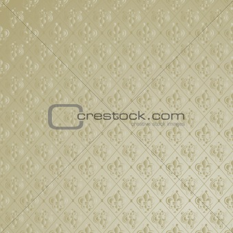 Fleur de Lis Wallpaper Background.