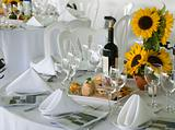 Luncheon Table