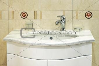 Classics bathroom detail
