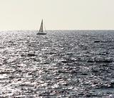 Sunlight Sea and Sailing