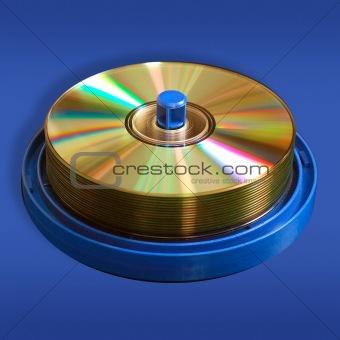 CD and DVD disks