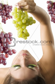 the green grape