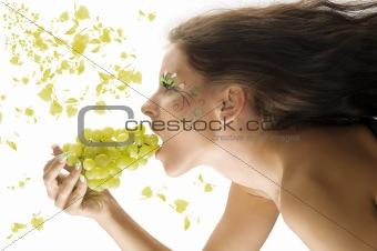 grape and wind