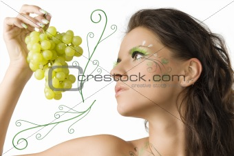 looking grape