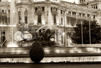 Fountain Cibeles