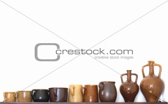 ceramics background
