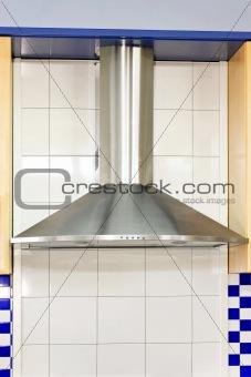 Blue kitchen air