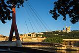 Morning in Lyon
