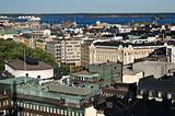 Helsinki view