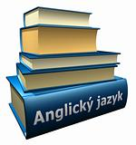 education books - czech - anglický jazyk