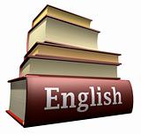 education books - english